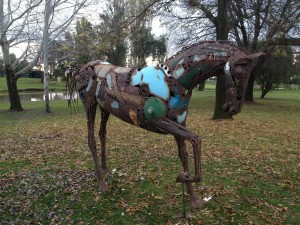 'Horse Power' - Stuart Taylor National Farm Art Award 2011
